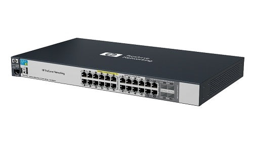 J9138A HP 2520-24-PoE Switch (New)