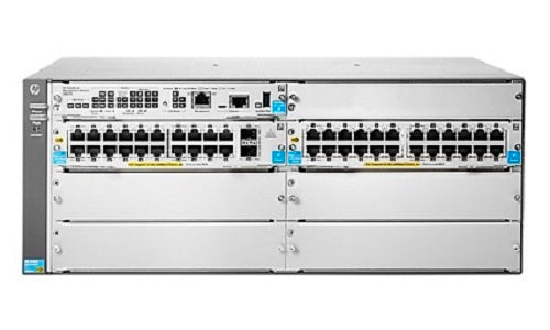 J9447A HP E5406-44G-PoE+/4SFP zl Switch (New)