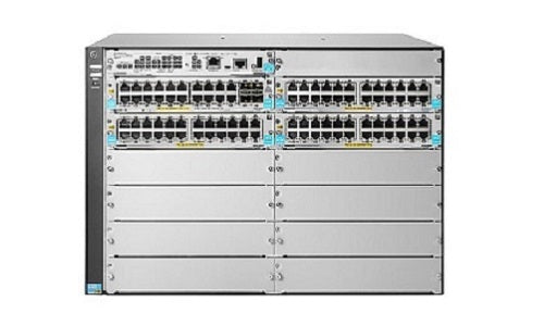 J9448A HP E5412-92G-PoE+/4SFP zl Switch (New)