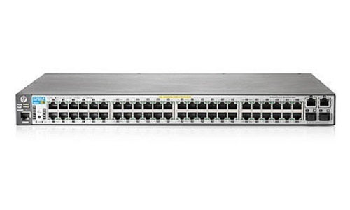J9627A HP Aruba 2620-48-PoE+ Switch (New)