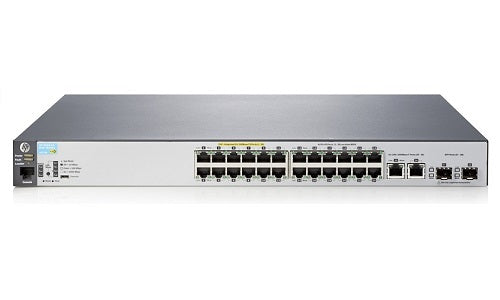 J9779A HP Aruba 2530-24-PoE+ Switch (New)