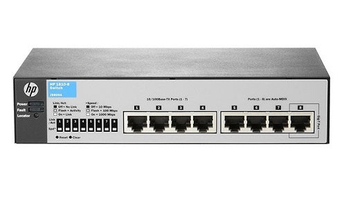 J9800A HP OfficeConnect 1810-8 Switch (New)