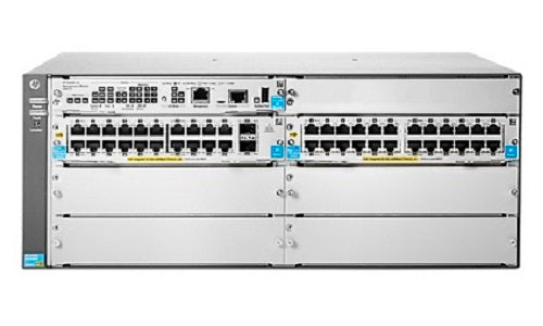 J9824A HP Aruba 5406R-44G-PoE+/4SFP v2 zl2 Switch (New)