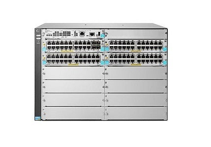 J9826A HP Aruba 5412R-92G-PoE+/4SFP v2 zl2 Switch (New)