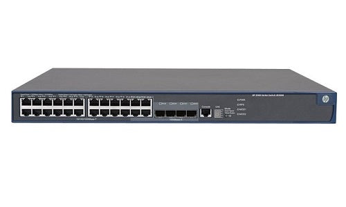 JD369A HP 5500-24G SI Switch (Refurb)