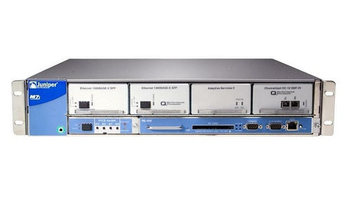 M7iBASE-AC-2FETX Juniper M7i Multiservice Edge Router (New)