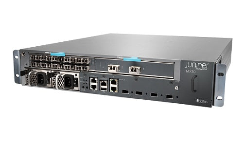 MX10-T-DC Juniper MX10 Universal Edge Router (Refurb)