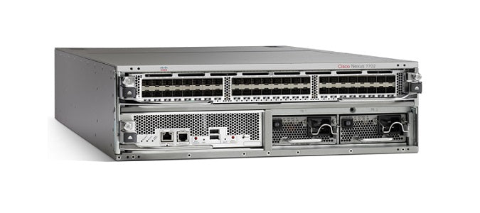 N77-C7702 Cisco Nexus 7700 Switch Chassis (New)