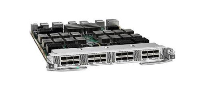 N77-F324FQ-25 Cisco Nexus 7700 Expansion Module (Refurb)