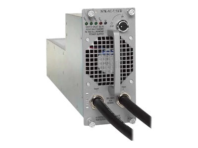 N7K-AC-7.5KW-US Cisco Nexus 7000 Power Supply (Refurb)