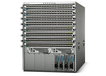 N9K-C9508 Cisco Nexus 9500 Switch Chassis (New)