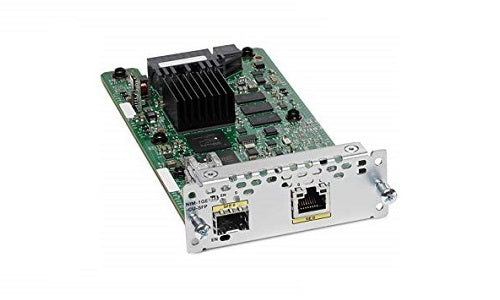 NIM-1GE-CU-SFP Cisco Network Interface Module (Refurb)