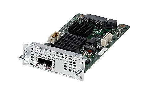NIM-2FXO Cisco Network Interface Module (New)