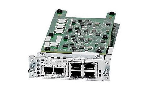 NIM-2FXS/4FXO Cisco Network Interface Module (Refurb)