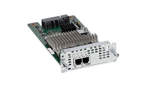 NIM-2FXS Cisco Network Interface Module (New)