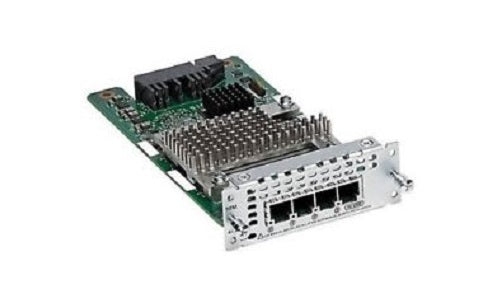 NIM-4E/M Cisco Network Interface Module (New)
