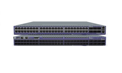 SLX9150-48Y-8C-AC-R Extreme Networks SLX9150 Switch, Back-to-Front (Refurb)
