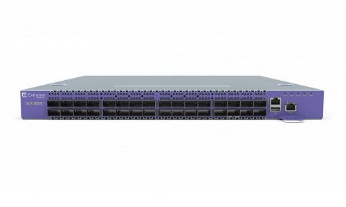 SLX9250-32C-AC-R Extreme Networks SLX9250 Switch, Back-to-Front (Refurb)
