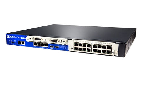 SSG-320M-SB Juniper SSG 300 Secure Services Gateway (Refurb)