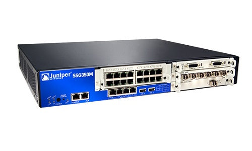 SSG-350M-SH Juniper SSG 300 Secure Services Gateway (Refurb)