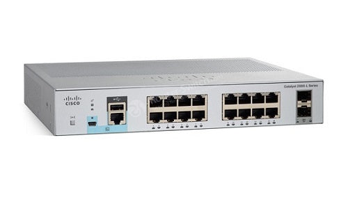 WS-C2960L-16TS-LL Cisco Catalyst 2960L Network Switch (Refurb)