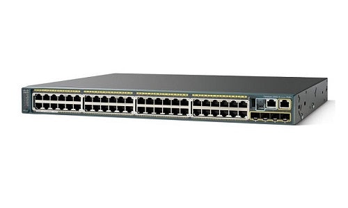 WS-C2960S-48FPD-L Cisco Catalyst 2960S Network Switch (Refurb)