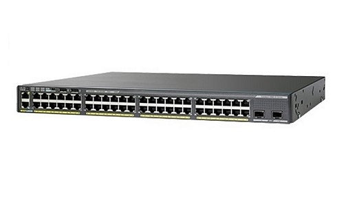 WS-C2960XR-48LPS-I Cisco Catalyst 2960XR Network Switch (New)
