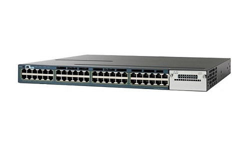 WS-C3560X-48P-S Cisco Catalyst 3560X Network Switch (Refurb)