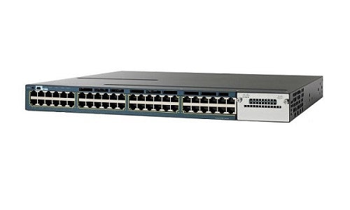 WS-C3560X-48PF-E Cisco Catalyst 3560X Network Switch (New)