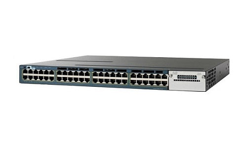 WS-C3560X-48PF-L Cisco Catalyst 3560X Network Switch (New)