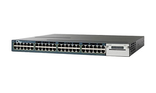 WS-C3560X-48T-E Cisco Catalyst 3560X Network Switch (New)