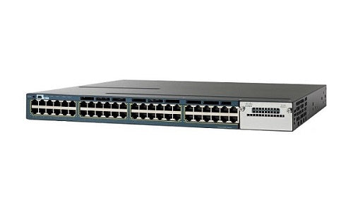 WS-C3560X-48T-S Cisco Catalyst 3560X Network Switch (New)
