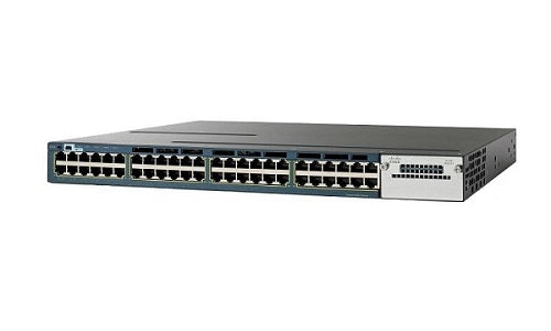 WS-C3560X-48U-E Cisco Catalyst 3560X Network Switch (New)