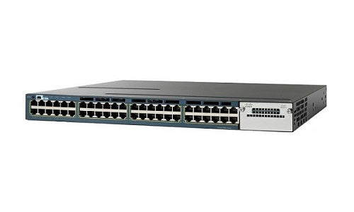 WS-C3560X-48U-S Cisco Catalyst 3560X Network Switch (New)