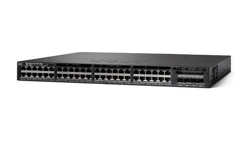 WS-C3650-48PQ-L Cisco Catalyst 3650 Network Switch (New)