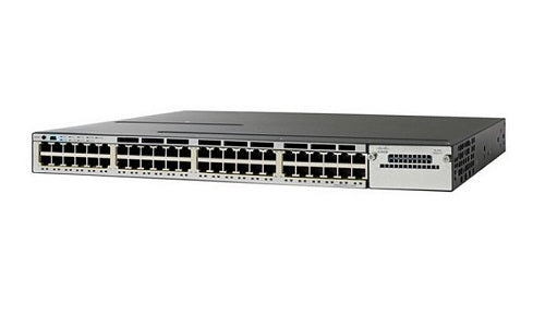 WS-C3750X-48T-E Cisco Catalyst 3750X Network Switch (Refurb)