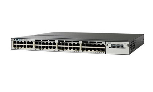 WS-C3750X-48U-E Cisco Catalyst 3750X Network Switch (New)
