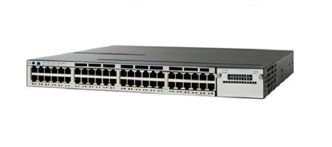WS-C3850-48U-S Cisco Catalyst 3850 Network Switch (New)