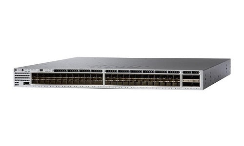 WS-C3850-48XS-S Cisco Catalyst 3850 Network Switch (New)