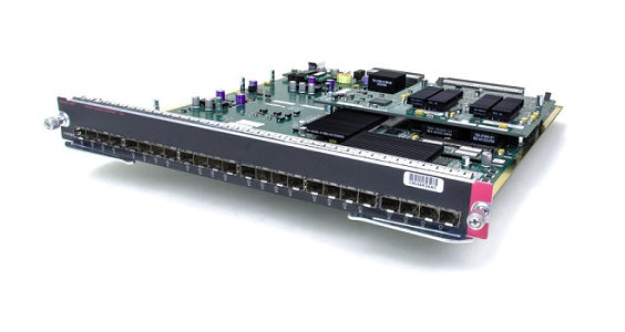 WS-X6824-SFP-2T Cisco Catalsyt 6500 SFP Fiber Ethernet Module (Refurb)