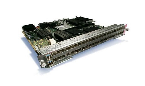 WS-X6848-SFP-2T Cisco Catalsyt 6500 SFP Fiber Ethernet Module (Refurb)