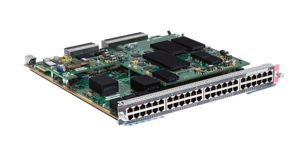 WS-X6848-TX-2T Cisco Catalyst 6500 Switch Module (Refurb)