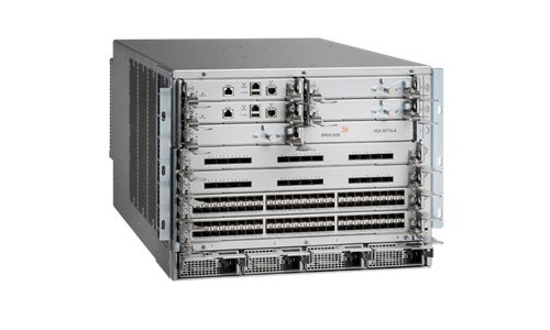XBR-VDX8770-4 Brocade VDX8770 Switch Chassis (Refurb)