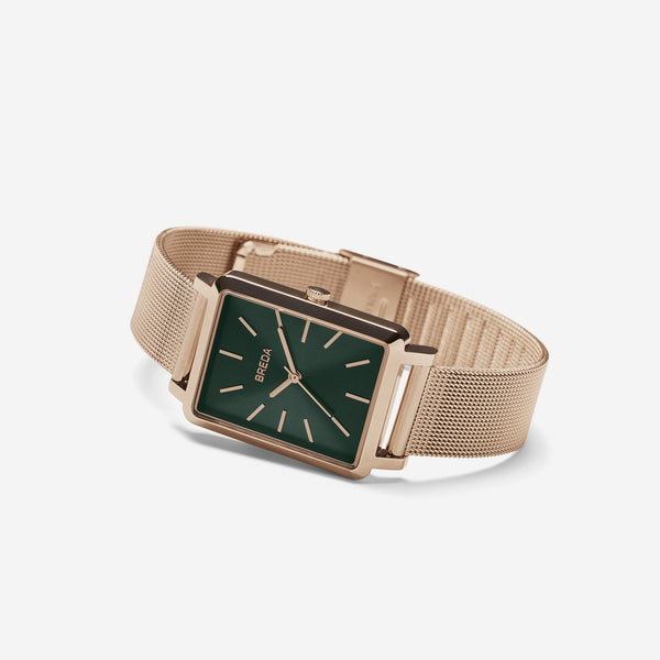 BAER(MESH) 1729J Rose Gold/Green