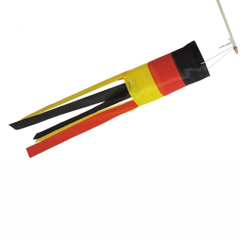 USA Windsock German Flag Windsock American Flag Windsock Stars & Stripes United States Patriotic Support Decoration