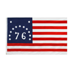 Xiangying 3x5 fts American Revolution Bennington 76 Flag