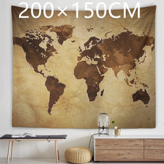 Geografia Globo Do Mapa Mundi Earth Globe 5 Inch Vintage Wooden Ornaments Dia World Globe Constellation Map