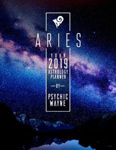 Aries 2019 Astrology Planner