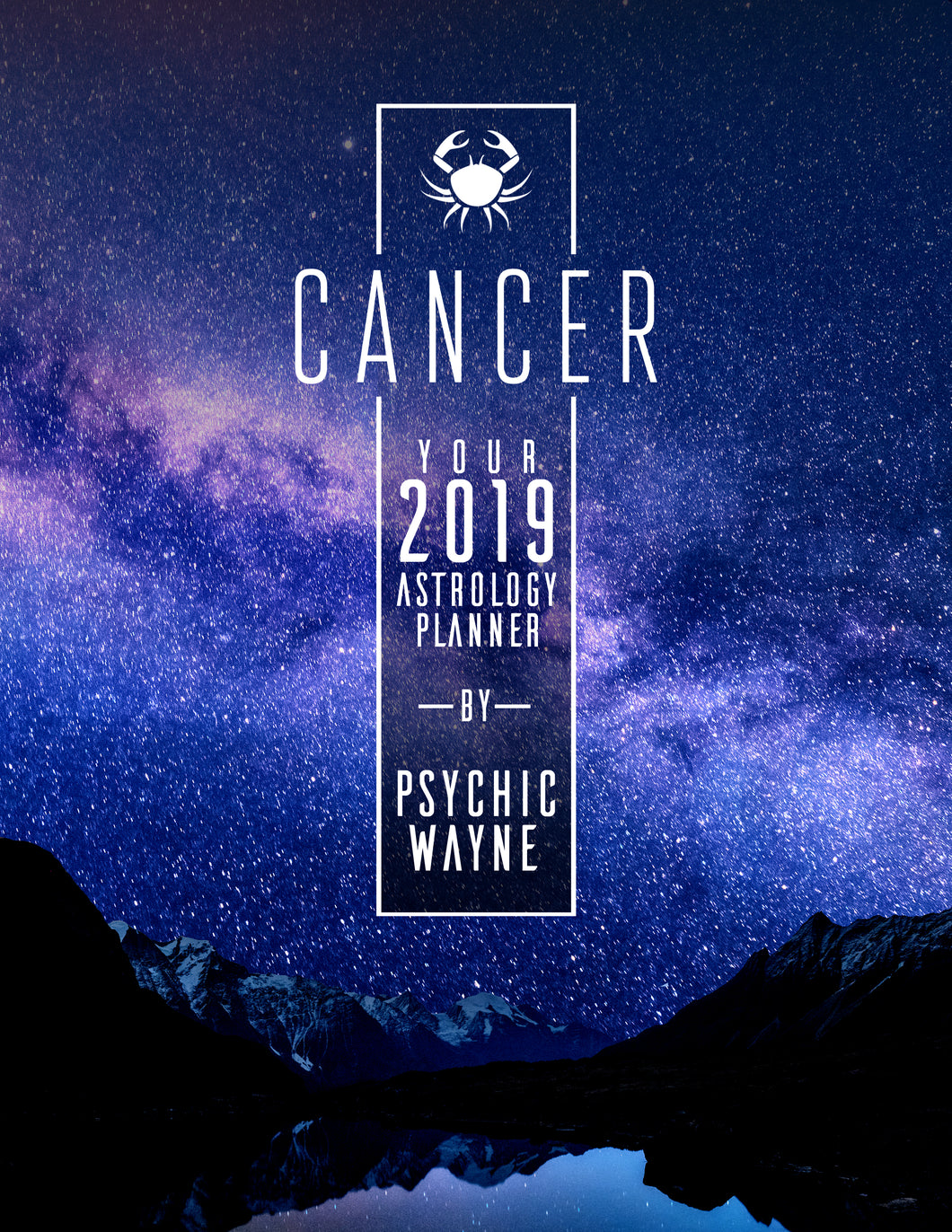 Cancer 2019 Astrology Planner