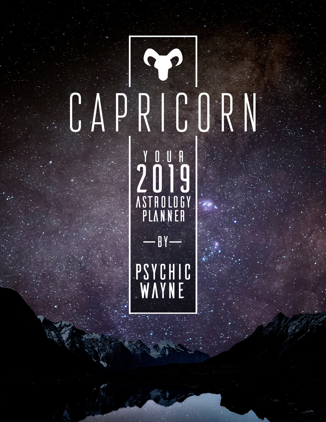 Capricorn 2019 Astrology Planner
